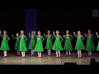 Танцевальный звездопад, башкирский танец.