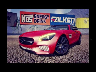 Racer Free Car Simulation - Mercedes-AMG GT