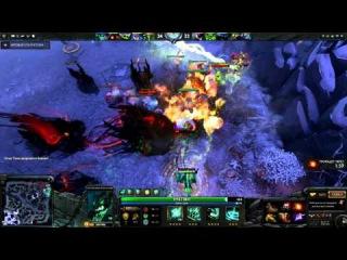 Loda Alliance Outworld Devourer RAMPAGE
