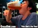 2 литра пива за 3 секунды