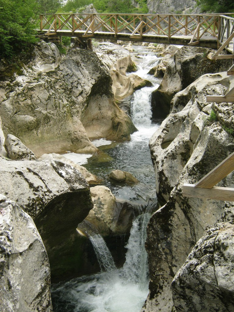 каньон Хорма в Кастамону