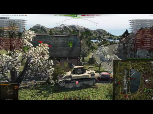 ЛБЗ ПТ9 и ПТ10 (странные задачи) - Неделя ПТ на Об. 260 VspishkaArm Полезно о World of Tanks (WoT)