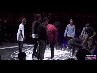 KOD France   DC Vortex vs Criminalz   Hip Hop Final   #2016KODWORLDCUP