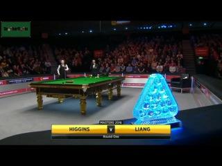 John Higgins v Liang Wenbo Masters 2016