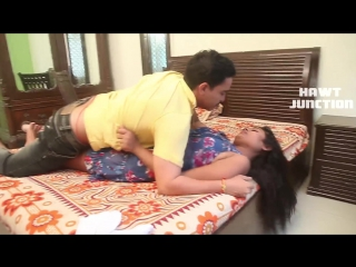 Romance with best friends wife _ dhokebaz dost _ hot love making scene