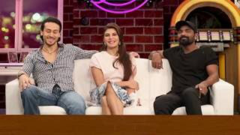 A Flying Jatt Tiger Shroff Jacqueline Fernandez - The Bakwaas Show 9XM.