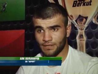 Ali Abubakarov vs. Has-Magomed Magomadov
