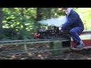 5 inch Gauge Simplex - Live Steam Locomotive