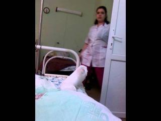 Житель Кстово остался недоволен поведением медсестер в Кстовской ЦРБ и выложил видео.