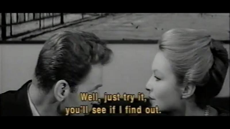 Семь смертных грехов Les sept péchés capitaux 1962 режиссер Филипп де Брока Клод Шаброль Жан Люк Годар Без перевода
