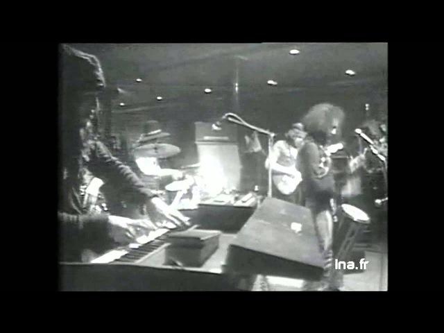 Pete Brown Piblokto Live French TV 1970 1971