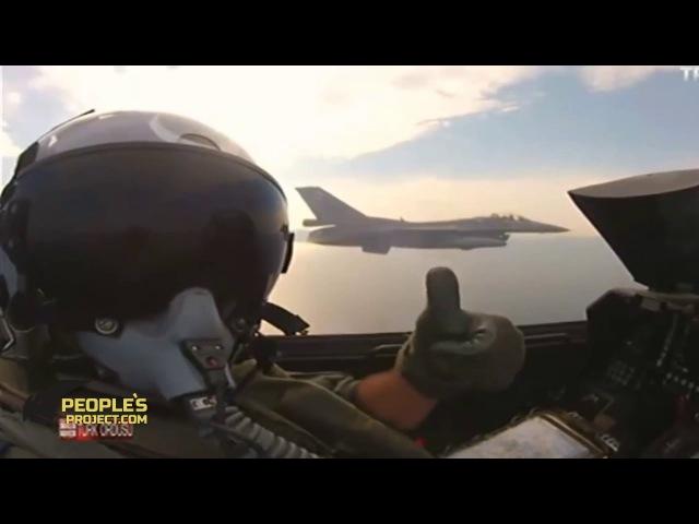 ВПС Туреччини в роботі Turkish Air Force in action - PeoplesProject.com