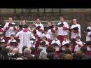 Ubi Petrus ibi Ecclesia Musica della Tradizione Polifonica Romana e Inglese