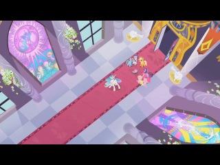 Princess Celestia & Discord - This doesn't make sense! What fun is there in making sense?