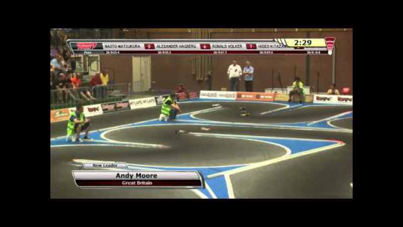 2012 IFMAR On Road Worlds 1:12 A2 Main