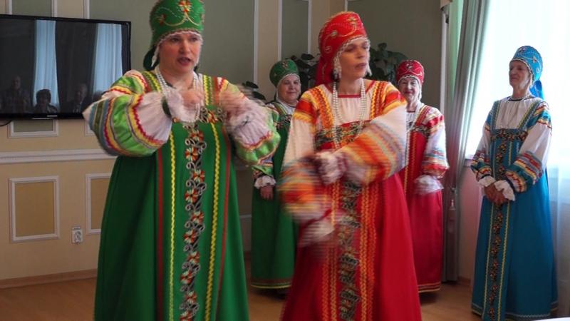 Страдания- русские народные частушки. исп. Н.Гриненкова и С.Евсюкова