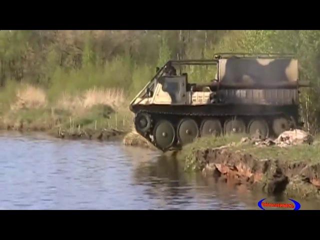 ГТСМ или ГАЗ-71. Второе покаленее Советских вездеходов