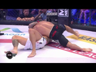 "ACB 41: Soso ""Stechkin"" Nizharadze vs Mike ""The Warrior"" Wilkinson"