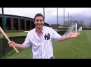 THROWBACK Lampard and teammates play baseball in 2012