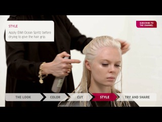 Glacial Blonde - Platinum Hair How-To | Wella Professionals