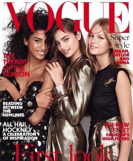 British Vogue-February 2017