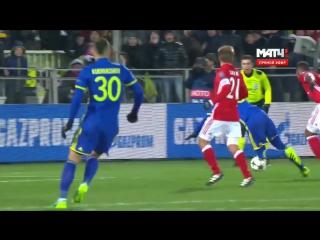 Ростов 3-2 Бавария | ЛЧ 2016/17 | Обзор матча