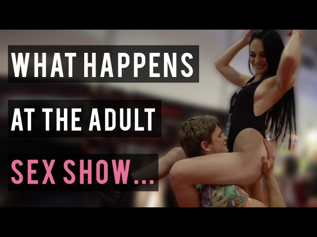 Picking Up Girls at Adult Expo Toronto's eXXXotica