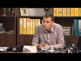 Возвращение Мухтара 2 9 сезон 8 серия - Неделя французской кухни