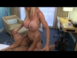 Fan fucks a sexy mature