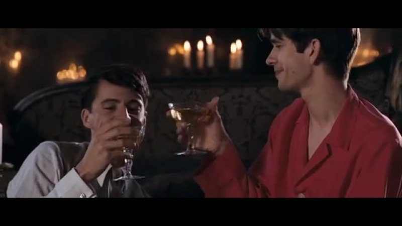 Ben Whishaw in Brideshead Revisited clip 1