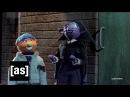 Sesame Street Meets Blade | Robot Chicken | Adult Swim