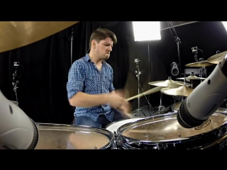 Cobus avenged sevenfold critical acclaim (drum cover)