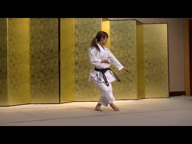 JKA Gojushihodai by Ayano Takaki 高木綾乃選手 五十四歩大@優勝祝賀会