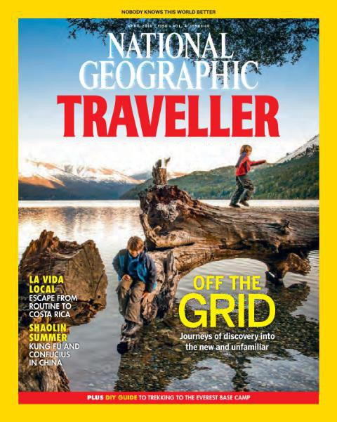 National Geographic Traveller India April 2016 (1)