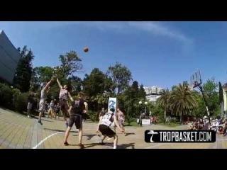 TROP BASKET OPEN 3X3 | 28 мая | SCAPP SOCHI FEST