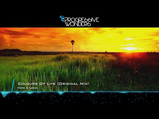 Mark Lukas Colours Of Life Original Mix Music Video Emergent Shores