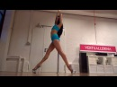Exotic pole dance constructor by Masha Lu STEPS - exotic combos tutorial