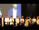 UP10TION fan engagement hitouch clips KCONNY 2017 @ KCON в Нью-Йорке