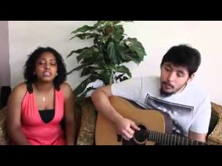 "Sunita Lowinski cover ""I believe"" by Mali Music"