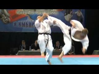 Brutal Knockout Tobi ushiro geri | Жесткий нокаут вертушкой