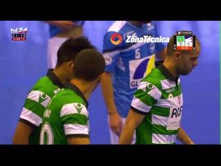 Liga Sport Zone   Jogo 2   Meia Final   Sporting 5-2 Modicus