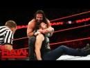 [WWE QTV]Мандей Найт[Raw]☆[debut Elias Samson vs Dean Ambrose]☆[Элиас Самсон про Дин Эмброуз]22 May 2017]720]