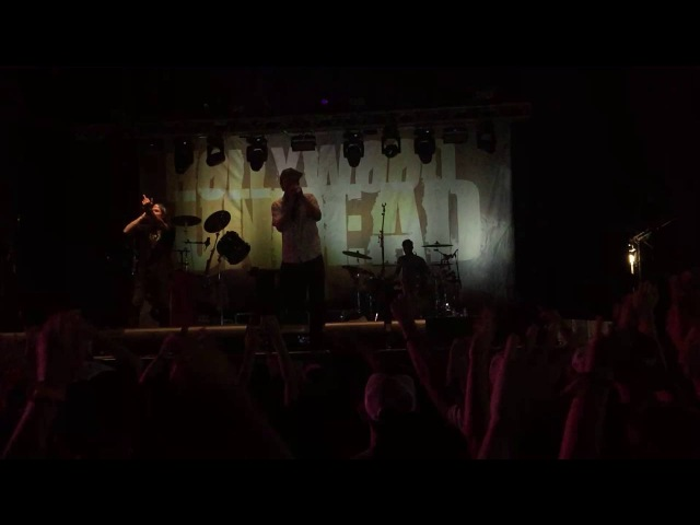 Hollywood Undead Party By Myself live at Radio Onda d'Urto Brescia Italy