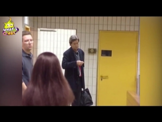 Super funny video of blind girl gets naked in mens changing room prank (adults