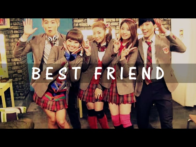 Dream High 2 - JB, Rian, Nana, Ailee, Siwoo - Best friend