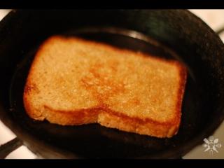 Приготовление тоста