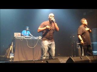 Американская группа De La Soul выступила в Бирмингеме. Смотрим. (3 марта 2017 г.)