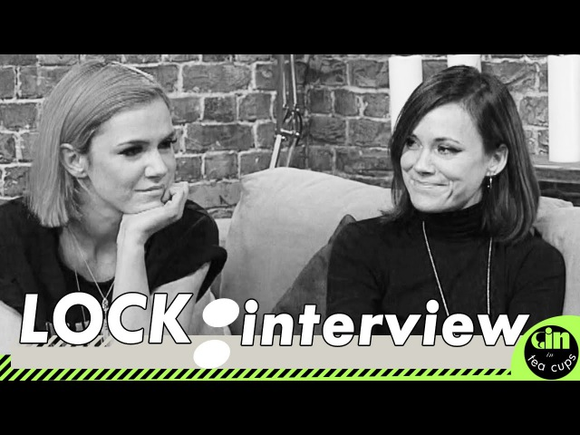 LOCK Interview with Edie and Gita @