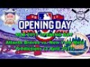 MLB The Show 17 Atlanta Braves vs. New York Mets Predictions MLB2017 (3 April 2017)