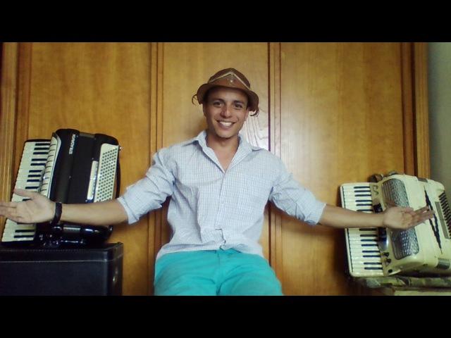 O sanfoneiro só tocava isso 2 Daniel Arano São joão na Roça Sanfona video acordeon